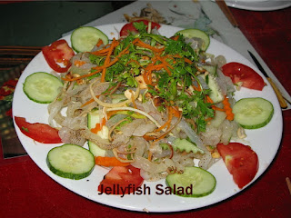 jellyfish salad