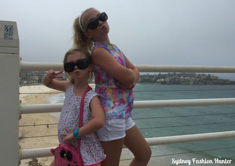 Girls at Bondi Beach