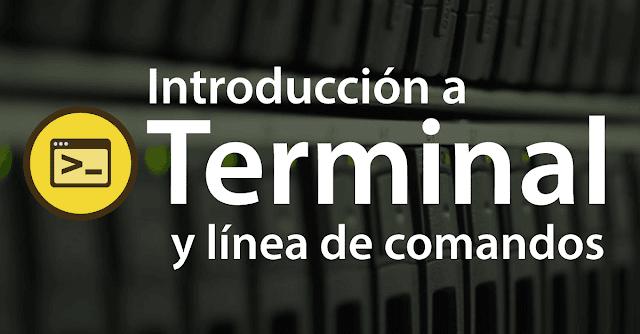 Introducción a Terminal y Línea de Comando MEGA