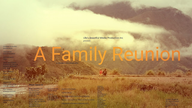 "A Family Reunion,"" by director Sherbien Dacalanio"