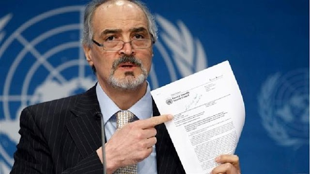 Syria raps UNSC for holding meeting in support of terrorists