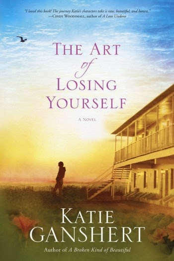 MixingItUp Sarah's Review of The Art of Losing Yourself by Katie Ganshert
