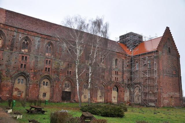 Kołbacz pocysterski kościół przy klasztorze