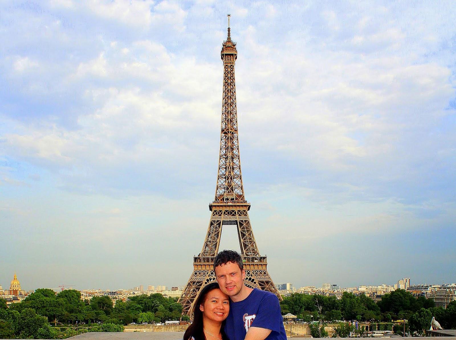 Travel Feature: Paris, France