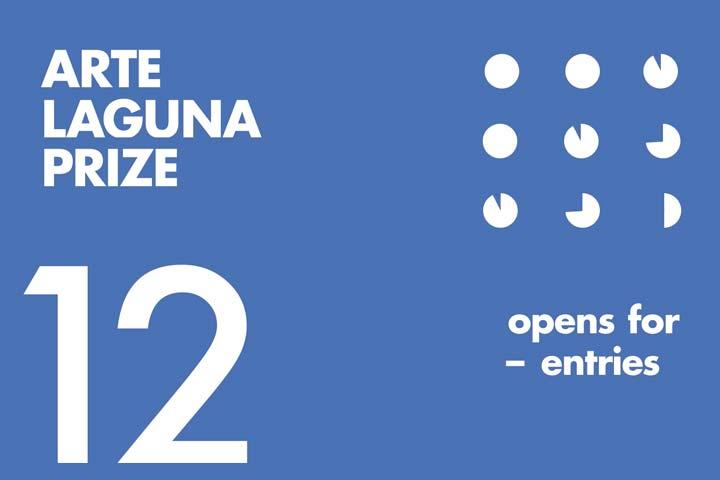 Convocatoria para artistas. 12 Premio Internacional Laguna