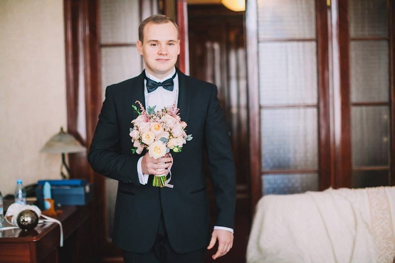 свадьба в стиле гордость и предубеждение