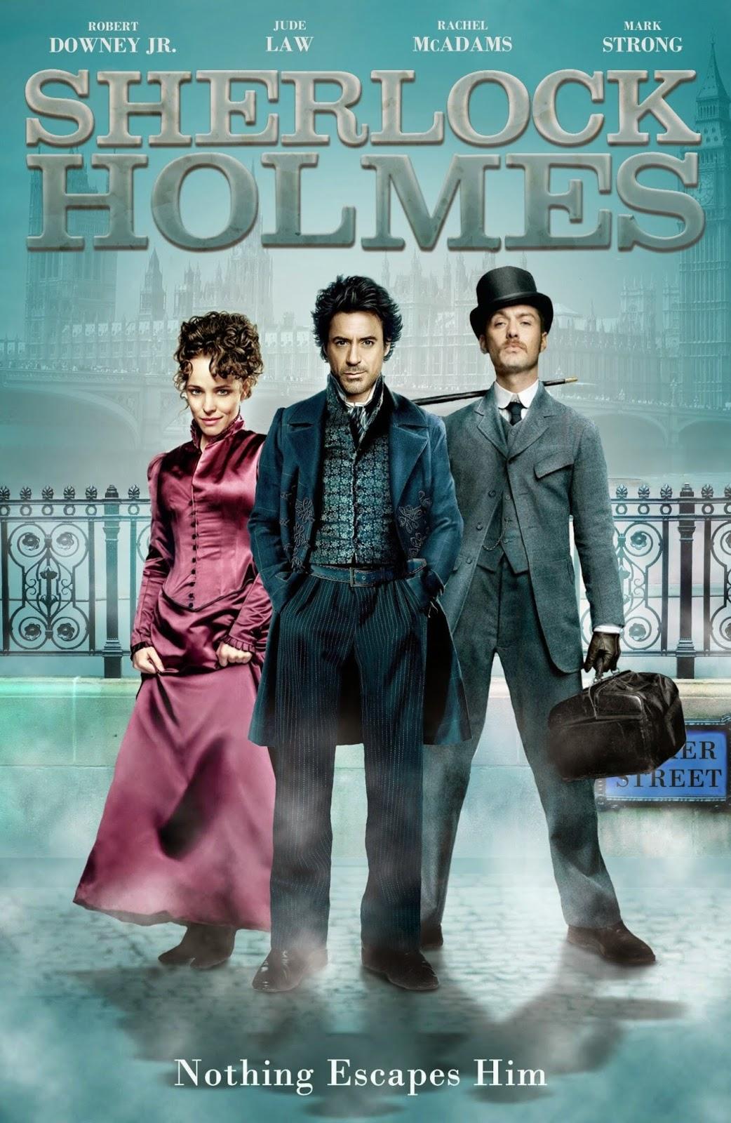 Sherlock Holmes เชอร์ล็อค โฮล์มส์ ดับแผนพิฆาตโลก [HD][พากย์ไทย]