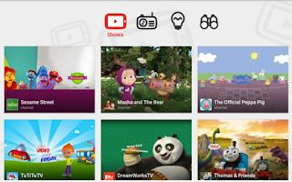 Aplikasi Youtube Android