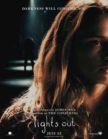 Lights out (2016) Full Movie