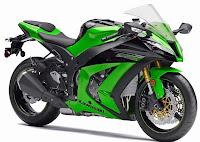 Spesifikasi New Kawasaki ZX10R