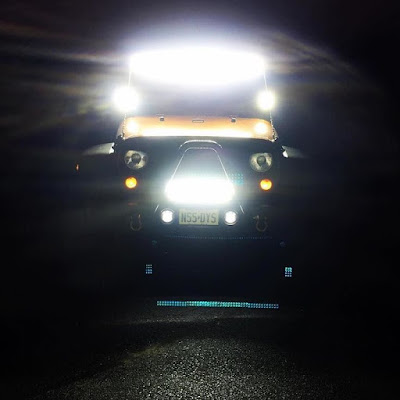 light bars australia