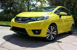 Subcompact Honda Fit