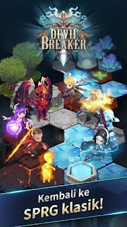 Games Devil Breaker with BBM App