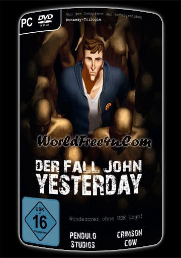 Cover Of Yesterday Full Latest Version PC Game Free Download Mediafire Links At Worldfree4uk.com