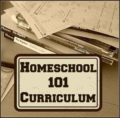 Homeschool 101, Curriculum, Glimpse of Normal