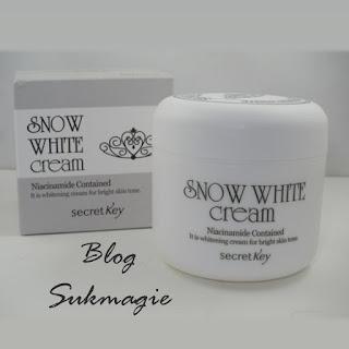 Cream Snow White Untuk Wajah Yang Kusam