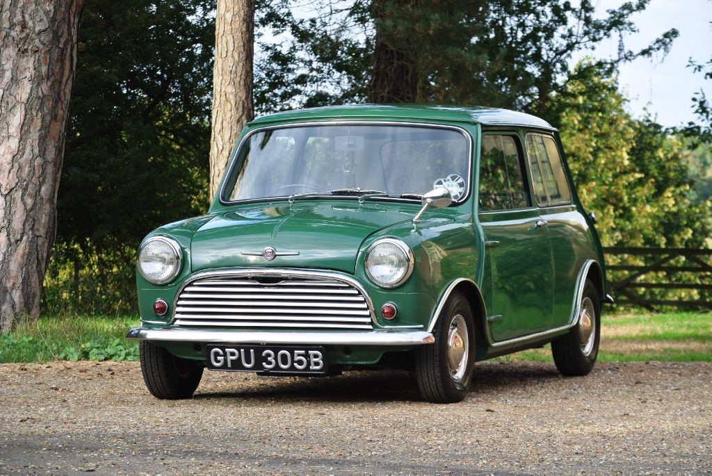 Classics For Sale 1964 Morris Mini Minor Mk I The Auto Agency