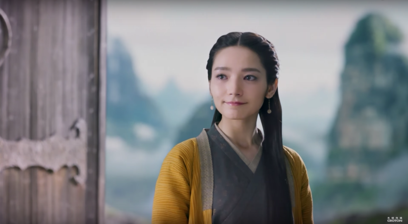 "Back at Kun Lun Xu, Mo Yuan shares the news that Yehua is back and his student excitedly comments, ""Seventeen (Bai Qian) can finally be married off."