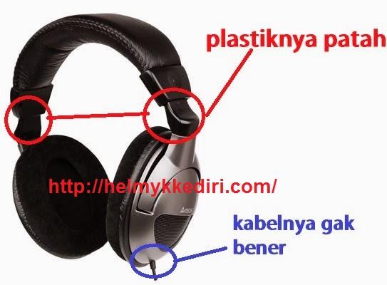 Memperbaiki Headset Mati Atau Bunyi Sebelah Blog Orang It