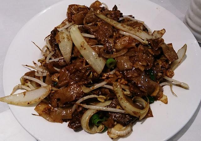 Po Hing, Mount Waverley, beef noodles, stir fry