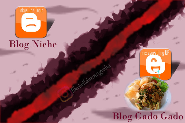 Blog Niche dan Blogger Gado - Tips Sebelum Membuat Blogspot Baru apa itu artikel membahas satu topik perbedaan kelebihan kekurangan pengaruh disukai google adsense postingan pertama pencarian banyak trafik berkualitas penghasilan uang menentukan tema
