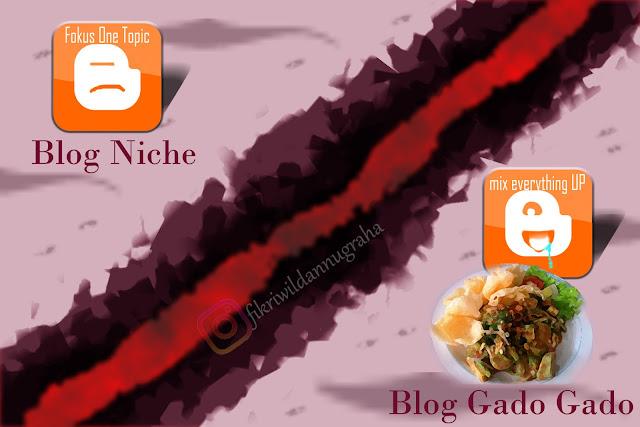 Blog Niche dan Blogger Gado - Tips Sebelum Membuat Blogspot Baru