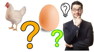 who come frist egg or hen