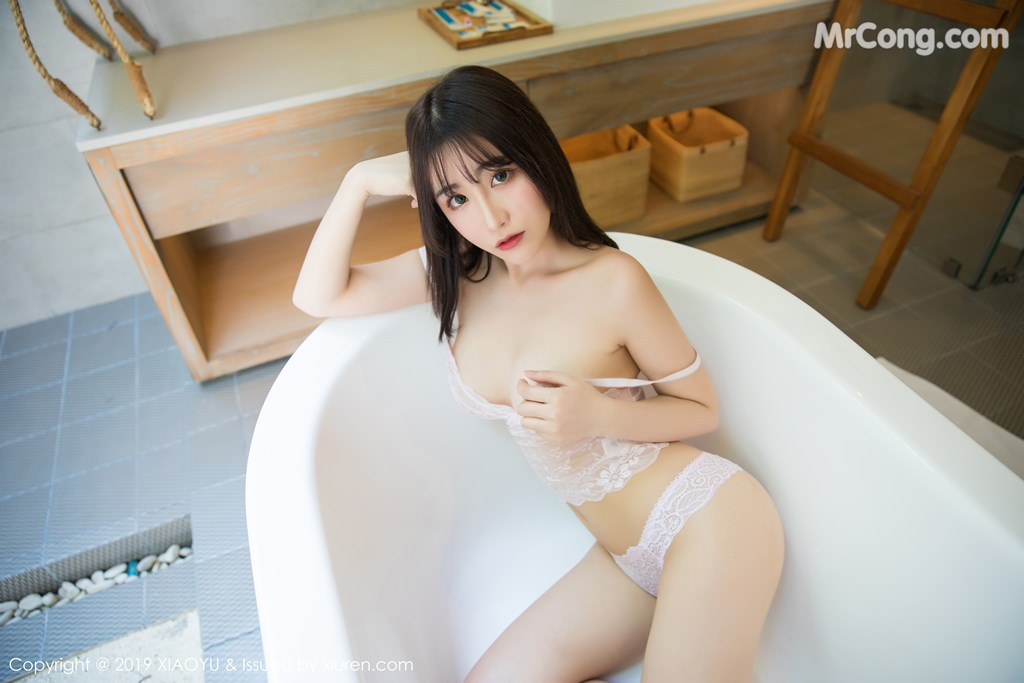 Image XiaoYu-Vol.147-Cherry-MrCong.com-053 in post XiaoYu Vol.147: 绯月樱-Cherry (66 ảnh)
