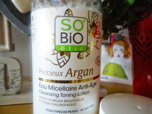 [So Bio étic] Précieux argan, son eau et sa gelée