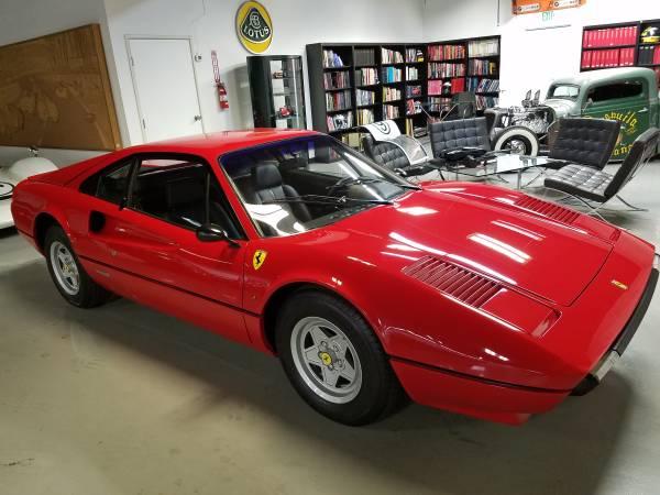 Rare Fiberglass, 1976 Ferrari 308 GTB