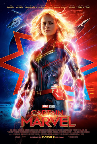 Captain Marvel (Web-DL 1080p Dual Latino / Ingles) (2019)