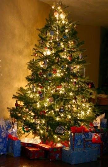 Il natale tutorial come scegliere l 39 albero di natale for Albero natale gonfiabile