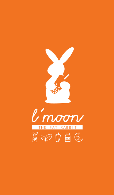 L'moon - The fat rabbit