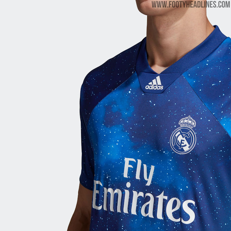 Outstanding Adidas x EA Sports Real Madrid Kit Released - Footy ...