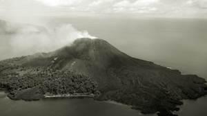 Gunung di Lampung