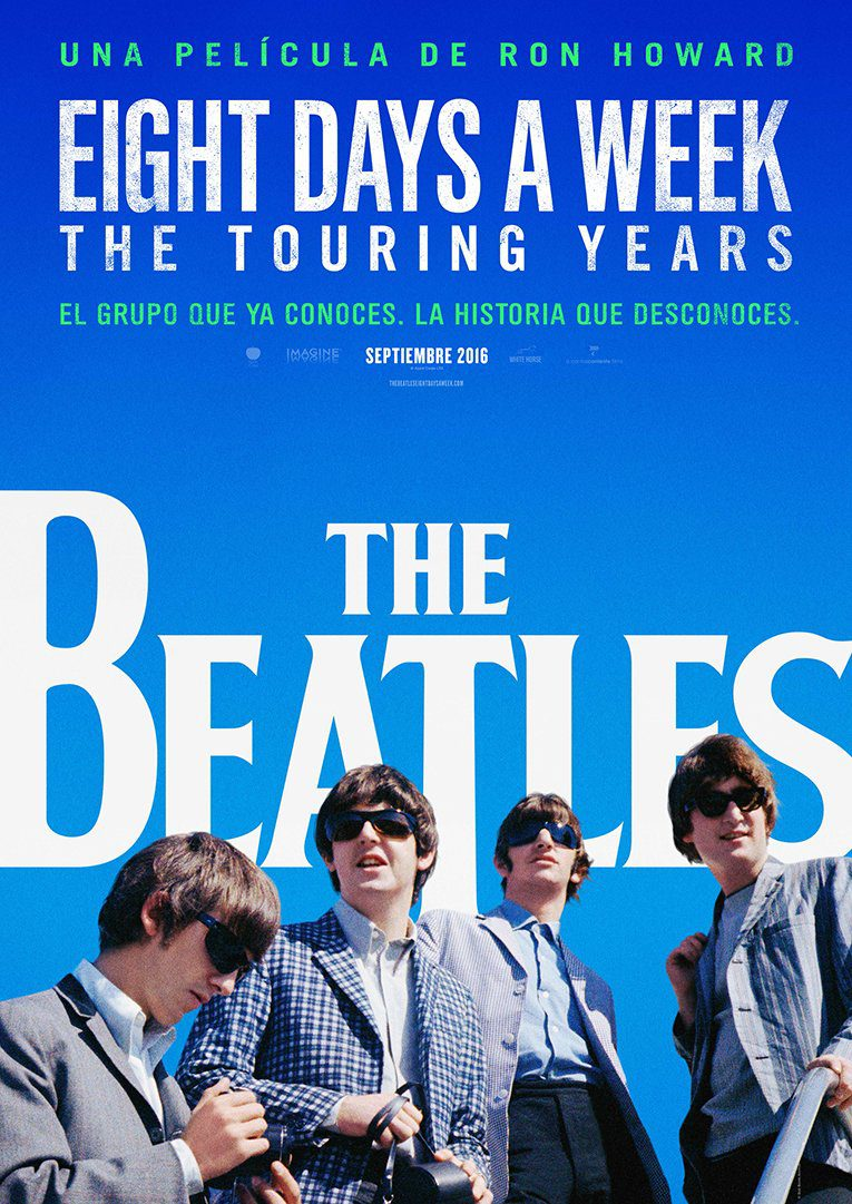 The Beatles: Eight Days a Week – The Touring Years (V.O.S) (2016)