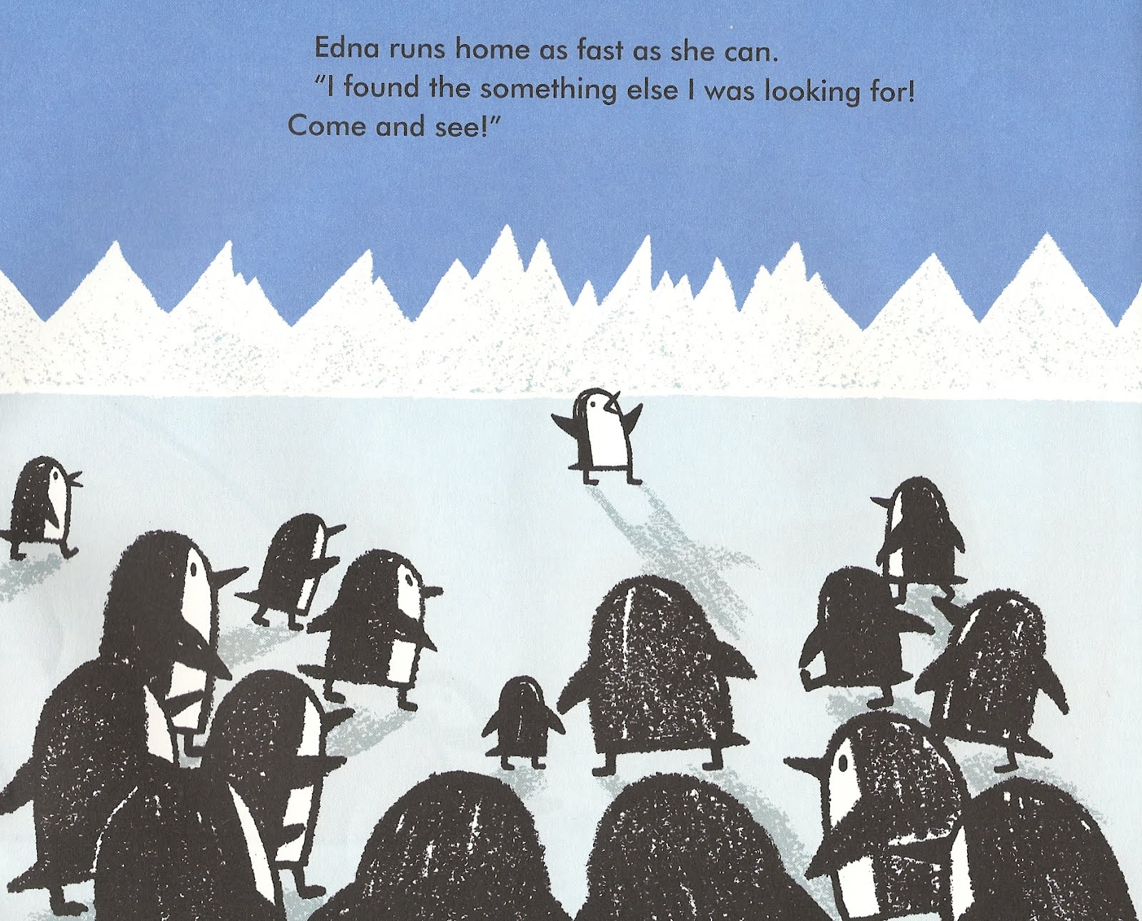 Every Day Is Like Wednesday: Some picture books of note: