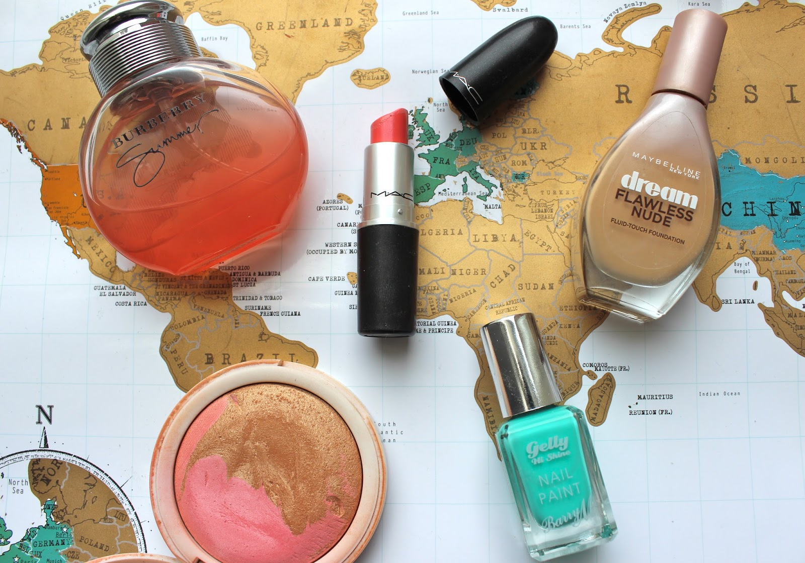 Guest Post: 5 Summer Beauty Essentials from Hello Tasha | Copperpink