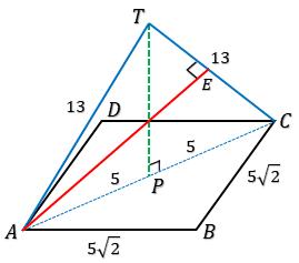 jarak-titik-dengan-garis-pada-limas-beraturan