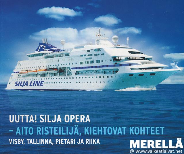 Riika Silja Opera