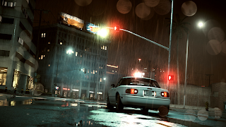 Need for Speed Gamecube Background