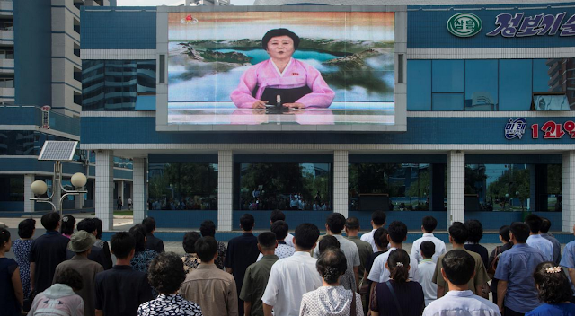 Lebih Dekat dengan Ri Chun Hee, Presenter Tua Paling Berguna di Korea Utara