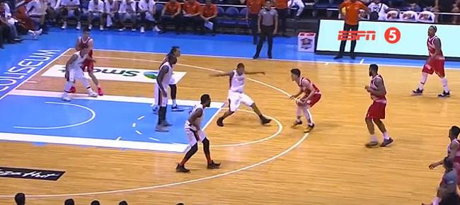 Matthew Wright Sends Chris Newsome To The Floor (VIDEO)