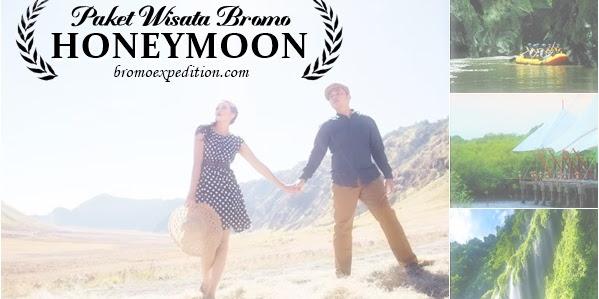 Paket Tour Honeymoon Bromo 3 hari 2 malam