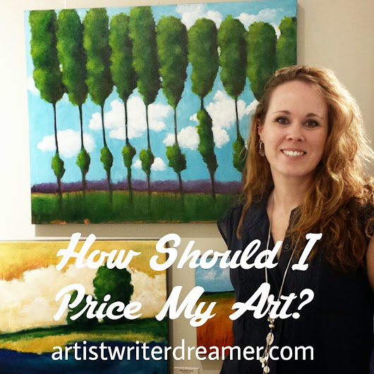 Artist Q&A: How Should I Price My Art?