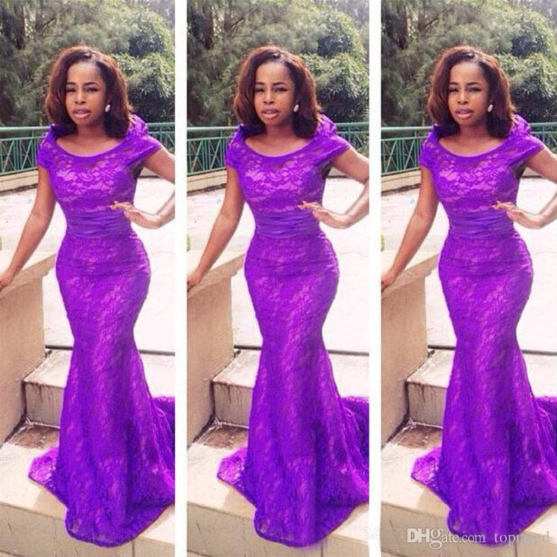 Photos of Beautiful Nigerian Lace Gowns For Nigerian Fashion Styles ...