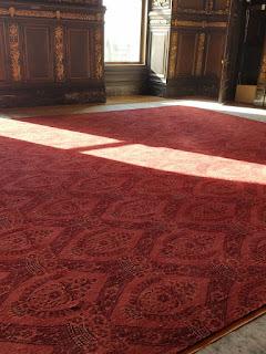 Historic Carpet Restoration - Langhorne Carpet Company