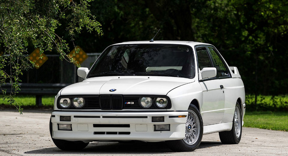 is this e30 bmw m3 really worth more than a current m3