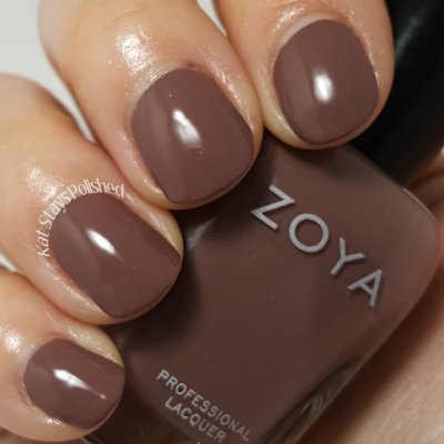 Zoya Naturel 3 - Mary | Kat Stays Polished