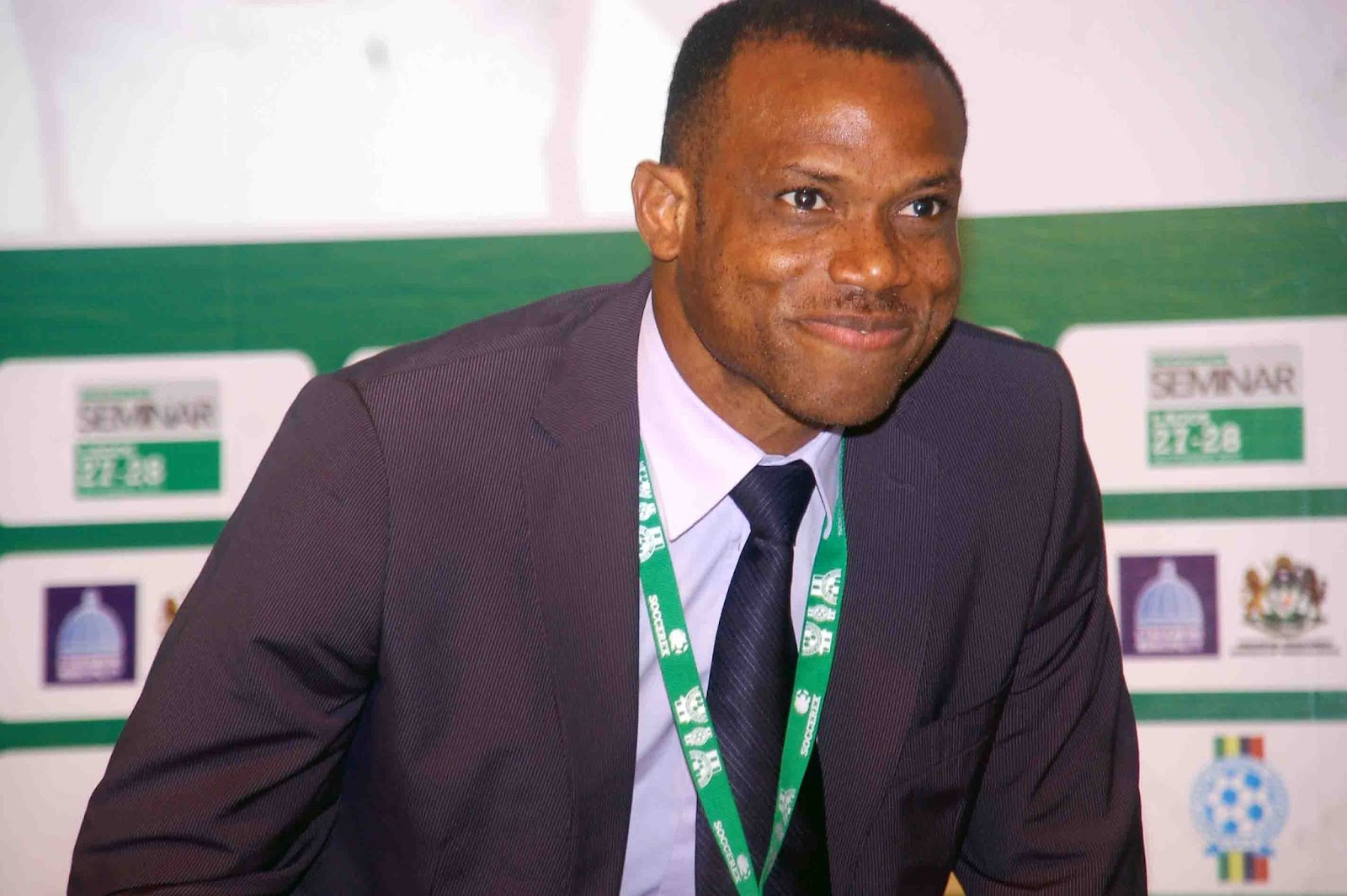 Image result for images of coach sunday oliseh